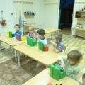 Конспект НОД по художественному творчеству (конструирование) во второй младшей группе «Диванчик для игрушек»