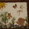 Творческая выставка работ, выполненных детьми и родителями «Осенняя сказка»