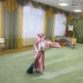Постановка спектакля с участием детей подготовительной группы по сказке Ш. Перро «Золушка»