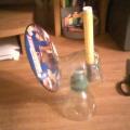 Изготовление игрушек для детей. Дымковские игрушки из подручных материалов