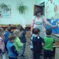 Игра-развлечение «В поисках олимпийского огня» для детей второй младшей группы