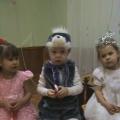 Новогодний утренник в группе раннего возраста