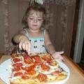 Пицца на скорую руку. Рецепт