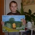 Положение о проведении конкурса «Любимый сказочный герой» среди детей