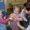 О работе детской студии для малышей от 1 до 3 лет