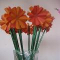 Выставка работ «Цветы для мамы»