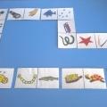 Дидактическая игра для развития звукового анализа и синтеза «Звуковое домино»