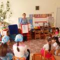 ОО «Здоровье»: ознакомление дошкольников с секретами кухни Тема: Фруктовый салат «Дары Солнца»