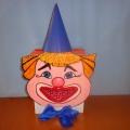 Дидактическая игра «Клоун Бантик готовится к выступлению»