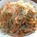 И снова блюда китайской кухни! Салат из лапши фунчоза