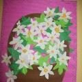 Первоцветы. Поделки и рисунки