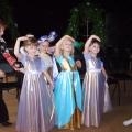 Выступление моих деток на фестивале детского творчества