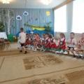 Музыкальные игры— универсальное средство развития музыкальных способностей детей