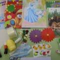 Мастер-класс по изготовлению книжки «Развивайка» для детей первой младшей группы (2–3 года)