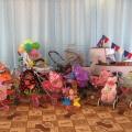 Конкурс детских колясок в детском саду. «Малышкин экипаж»