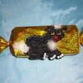 Новогодние конфеты-секреты