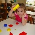 Играем и занимаемся с блоками Дьенеша.