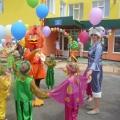 Открытие очередного детского сада!