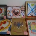Выставка «Герб моей семьи»