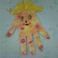 «Радужные осьминожки»— рисование акварельными красками.
