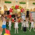 «Мы— дети России». Конспект спортивного праздника, проводимого в рамках городского смотра-конкурса «Sochi 2014»