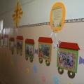 Информационные стенды в детском саду