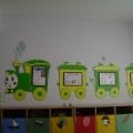 Оформление детских садов. Стенды для родителей в приемной.