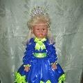 Дидактическая кукла Акварелька