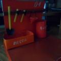 Моделирование в детском саду. Макет по пожарной безопасности.