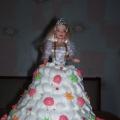 Торт «Барби»