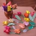 Тюльпан для бабушки