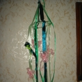 Мастер-класс: подвеска «Весна»