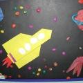 Космос— полет фантазии