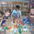 Интегрированное занятие-конструирование во 2 младшей группе