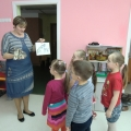 Конспект НОД в мини-музее детского сада «Скульптуры»