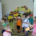 Игры руками детей «Осенние листья»