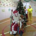 Новогоднее представление «Как Колобок приглашал гостей на новый год»