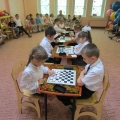 Конспект проведения «Шашечного турнира» в детском саду среди детей старшего дошкольного возраста.