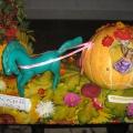 Поделки из цветов и овощей. Выставка «Это нам подарила осень»