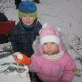 Опыты со снегом «Что такое Снег?»
