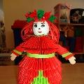 Кукла Лето-красное.
