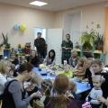 Праздник-чаепитие «День матери»
