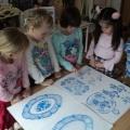 НОД Рисование (художественное творчество) в подготовительной к школе группе на тему: «Искусство гжельских мастеров»