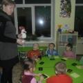 Непосредственно-образовательная деятельность в средней группе. «Волшебные льдинки»