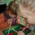 Игра для развития речевого дыхания «Футбол»