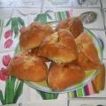 Татарские блюда. Эчпомак-треугольник.
