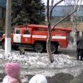 Учебная эвакуация детей