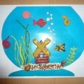 Проект по формированию начал экологической культуры у детей старшего дошкольного возраста «Подводный мир»