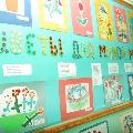 Выставка детских работ— «Цветы для милой мамочки»