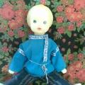 Мои куклы в русских костюмах